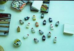 (savon1809) Tags: paint floor blended atelier