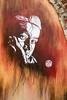 C215 - Rue de Thionville 19è (un oeil qui traîne) Tags: street urban streetart paris france art collage print poster stencil paint peinture affichage carf 75 arrondissement affiche graffitis everton affiches childrenatriskfoundation c215 19è
