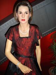 Winona Ryder (adoublec) Tags: starwars blackpool 007 tussauds jamesbond davidbeckham waxworks louistussaudswaxworks