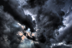 This mess we're In (AndreaUPl) Tags: york light sky sun storm tom clouds this mess nuvole ray nuvola andrea stormy cielo harvey pj di were sole hdr highdynamicrange luce temporale tempesta raggio pedretti andr tempestoso andreaupl