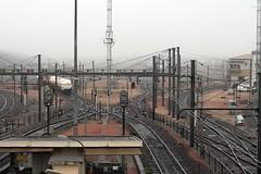 villenave d'ornon - les voies de chemin de fer