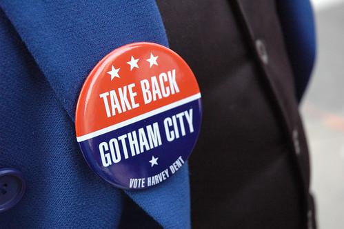 Take Back Gotham City