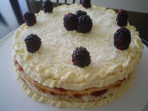 Dories Perfect Party Cake (el pastel perfecto de Dorie para fiestas)