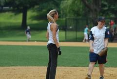 BSL_0762 (Broadway Show League) Tags: show newyork game women centralpark manhattan broadway softball allstar league