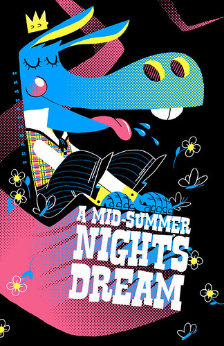 Mid-Summer Nights Dream Poster