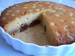 Fluted Polenta and Ricotta Cake 004