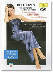 Mutter/Beethoven: The Complet Violin Sonatas