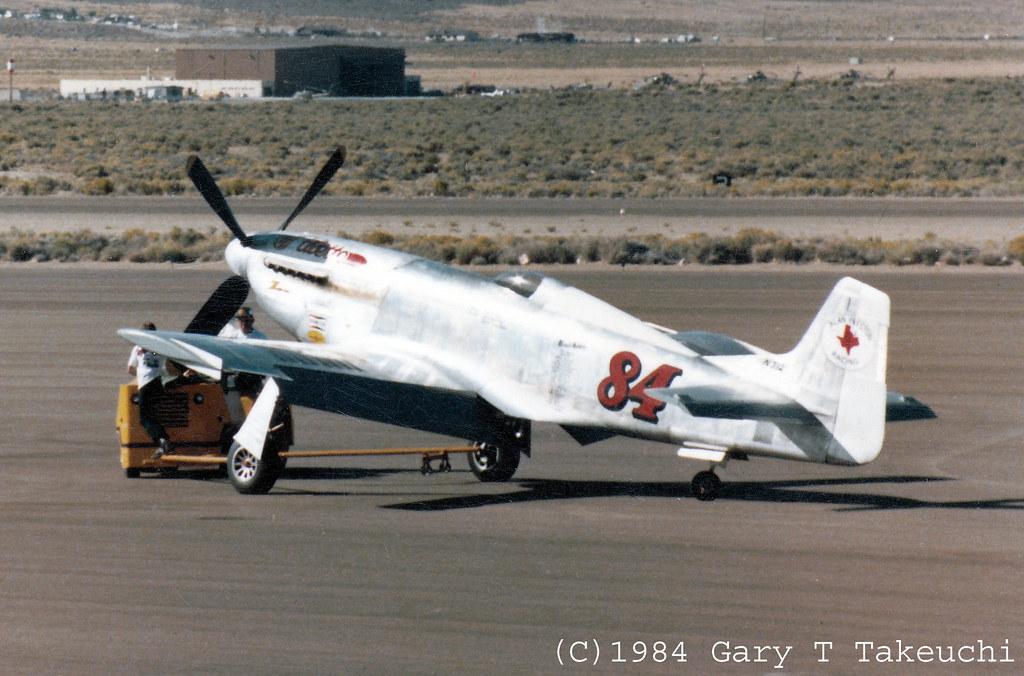 Reno Air Races 1984