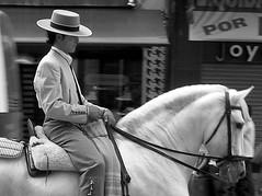 Jinete - Horserider (Landahlauts) Tags: street people blackandwhite bw horse blancoynegro caballo calle andalucía europa europe fiesta stranger granada andalusia jinete andalusien biancoenero desconocido streetshot andalusianhorse andalusie andaluz extraño fotosrobadas alandalus diadelacruz andaluzia robado الأندلس غرناطة anonimos streeshot グラナダ tresdemayo andaluzja robandoalmas stealingsouls andaluzio andaluso 安達魯西亞 アンダルシア אנדלוסיה landahlauts 安達魯西亞自治區 アンダルシア州 arbonaida منطقةحكمذاتيالأندلس اندلس منطقةالأندلسذاتيةالحكم منطقةالأندلسذاتيةالحك caballoandaluz ანდალუსია 안달루시아지방 แคว้นอันดาลูเซีย андалусия ανδαλουσία андалузија κοιμητήριον caballosandaluces andalusierpferd 安达卢西亚 أندلوسيا আন্দালুসিয়া andalouzia andalusiya андалусія андалуси 安達盧西亞