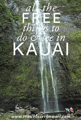 kauai_trailblazer_waterfalls (Trailblazing Hawaii) Tags: hanakapaifalls kalalau napalicoast kauai hiking kauaitrailblazer kauaitravel lethawaiihappen gohawaii