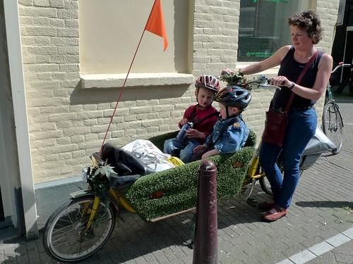 astroturf bakfiets.nl cargobike