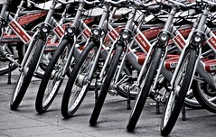Call-A-Bike (J e n s) Tags: germany deutschland hessen pentax frankfurt may 2009 istds zoomlens hesse superzoom da18250 jrpq