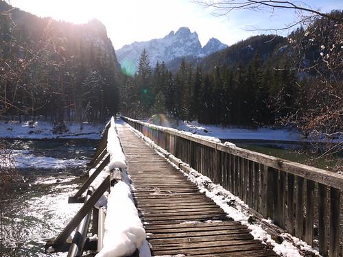 Johnsbach Brücke