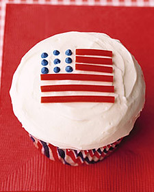 5720670904 b65c5b6342 USA Memorial Day / American Independence Day Cupcakes