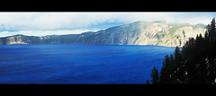 Crater Lake Oregon (dtgpix) Tags: panorama oregon landscape caldera craterlake craterlakeoregon craterlakecaldera