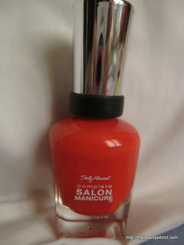 Sally Hansen Complete Salon Care
