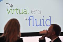 The Virtual Era is Fluid - Dell Storage Forum 2011 #DellSF11