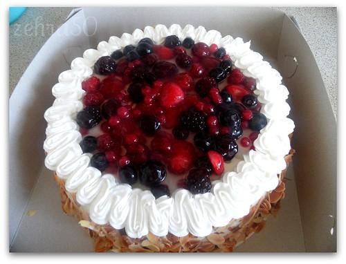 bosvruchten taart by zehra50mutfakta