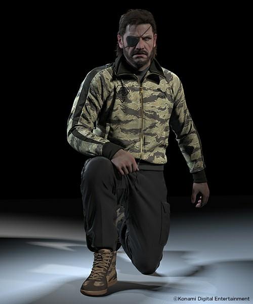 因為Big Boss 要蓋基地啊!~ MGSV × PUMA 聯名《潛龍諜影5:原爆點》發售紀念服飾