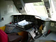 SNCB Poste de conduite T13 [BE] (fredgoupil) Tags: railroad cab type locomotive 13 alstom fret engineer kvb machiniste conducteur sncb mcanicien postedeconduite