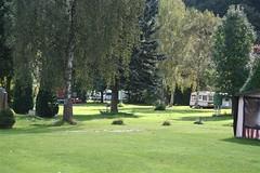 Saisonbereich (nicoleundmukwa) Tags: im herbst campingplatz 2007