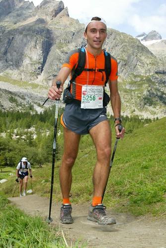 montée Grand Col Ferret