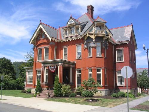 Danville Brick House