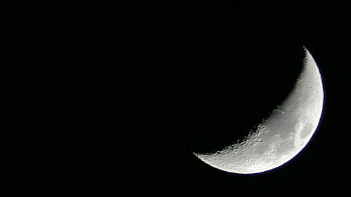 Waxing Moon - 15 Nov 2007