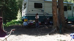 DSC00261 (Ray Phister) Tags: camping yellowstonepark