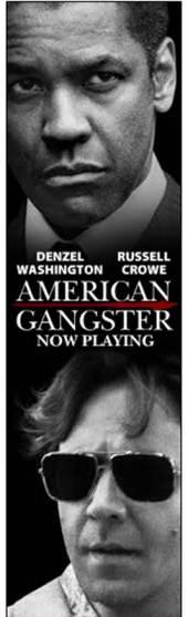 Z. American Gangster