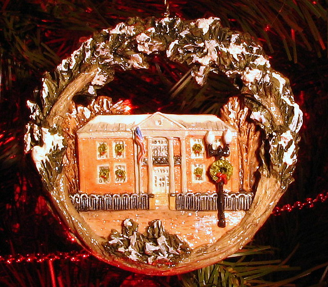 Williamson County Courthouse Ornament