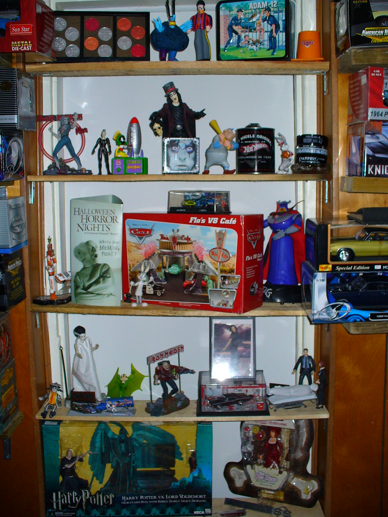 my shelves
