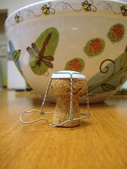 Cork and funky bowl (Patrick Johanneson) Tags: utatafeature newyear07
