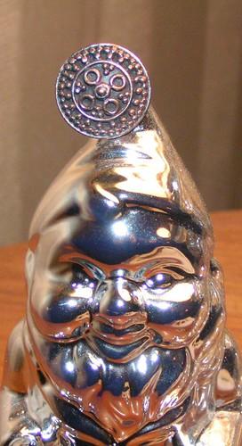 Ring i brons från kalevala Koru.