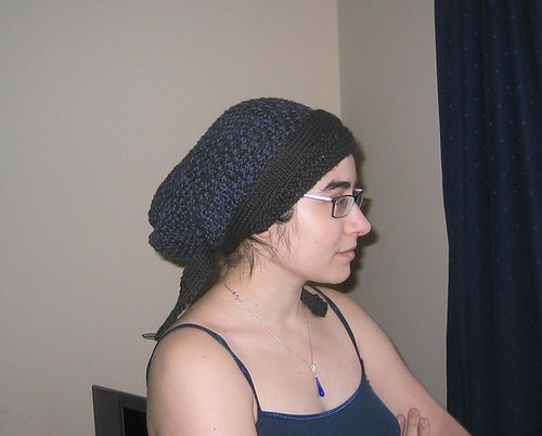 Peasant cap (side)