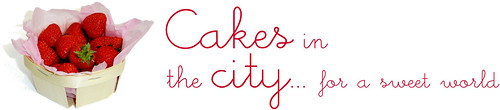 Cakes in the city