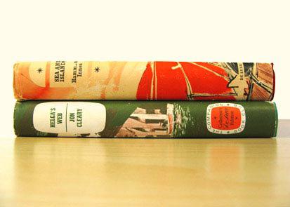 Vintage Finds - Books