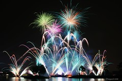 Disney EPCOT Illuminations: Reflections of Earth Fireworks (Damgaard, (TheObsessivePhotographer.com)) Tags: world longexposure family lake paris france reflection topf25 water kids canon children fun fire interestingness orlando epcot colorful display florida fireworks flash explosion illuminations tourist disney resort explore rocket burst waltdisneyworld finale blast breathtaking touristattraction attractions gunpowder reflectionsofearth worldshowcase passholder grandfinale i500 xti abigfave damgaard excellenceinfireworkspyrotechnics thechallengefactory damgaardphotographycom wwwtheobsessivephotographercom theobsessivephotographer