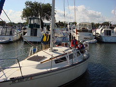 Voyager III, Our ASI Level 3/4 keelboat program