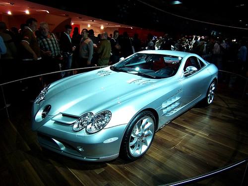Mercedes Benz Slr Mclaren 722 Edition. Mercedes-Benz SLR McLaren