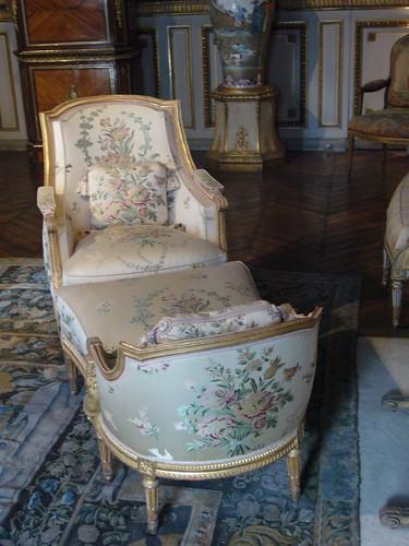 kickin back in Musée Jacquemart-André