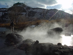 Snively Hot Springs