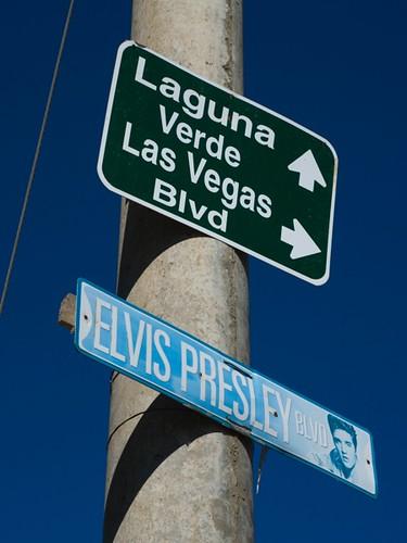 Elvis Blvd