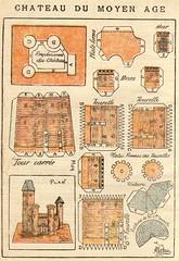 chateau moyen age