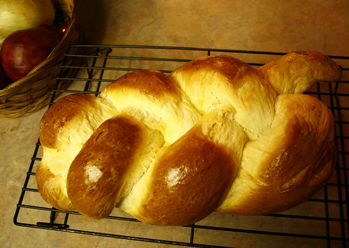 Challah Bread ...