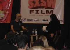 Moby at SXSW