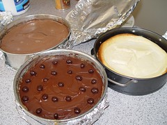 the cheesecakes