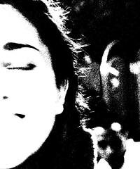 (deep_onion) Tags: gimp bn flavia veterinarifotografi deeponion