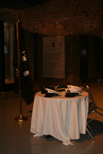POW/MIA table