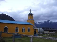 Carretera Austral - Chaiten - Coyhaique - eglise
